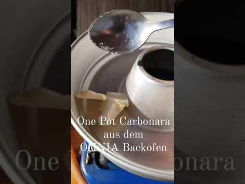 One Pot Carbonara mit Zucchini