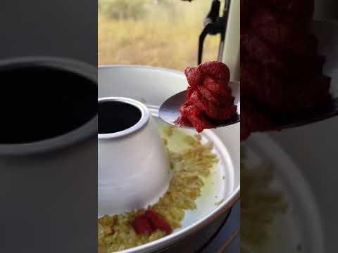 Fruchtiges Tomatenrisotto aus dem OMNIA Backofen