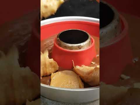 Erdnussbutter-Brownies aus dem OMNIA Backofen